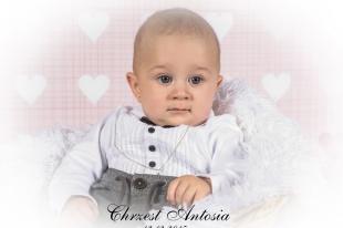 Chrzest Antosia
