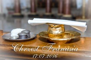 Chrzest Franusia