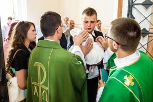 Chrzest Julii
