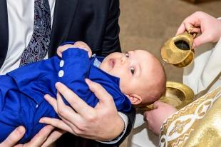 Chrzest Ryszarda 14.04.2018