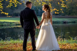 Plener Ślubny Aleksandry i Łukasza