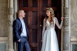 Plener Ślubny Karoliny i Marcina