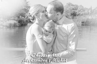 Plener Ślubny maleńkiej Mai Aleksandry i Michała