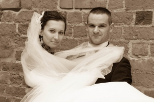 Plener Ślubny Marty i Andrzeja