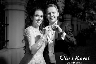 Plener Ślubny Oli i Karola
