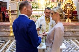 Reportaż Ślubny Aleksandry i Michała Chrzest Mai