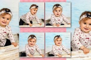 Sesja Dziecięca Foto Książka