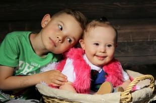 Sesja Dziecięca Jasia i Igi