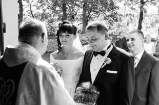 Ślub Agi i Zbyszka