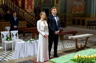 Ślub Andżeliki i Adriana 17.04.2021