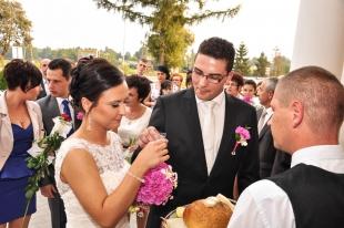 Ślub Plener Anety i Marcina