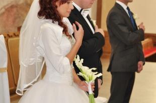 Ślub Gizeli i Dawida Turek