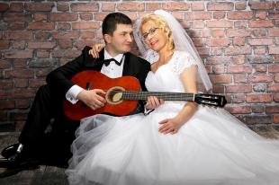 Ślub Iwony i Pawła w studio