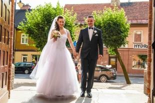 Ślub Marty i Andrzeja
