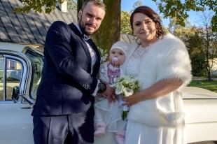 Ślub Pauliny i Mariusza