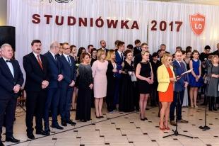 Studniówka 2017 LO Turek