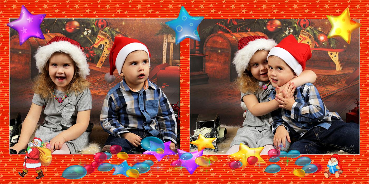 Sesja Świąteczna Soni i Miłosza