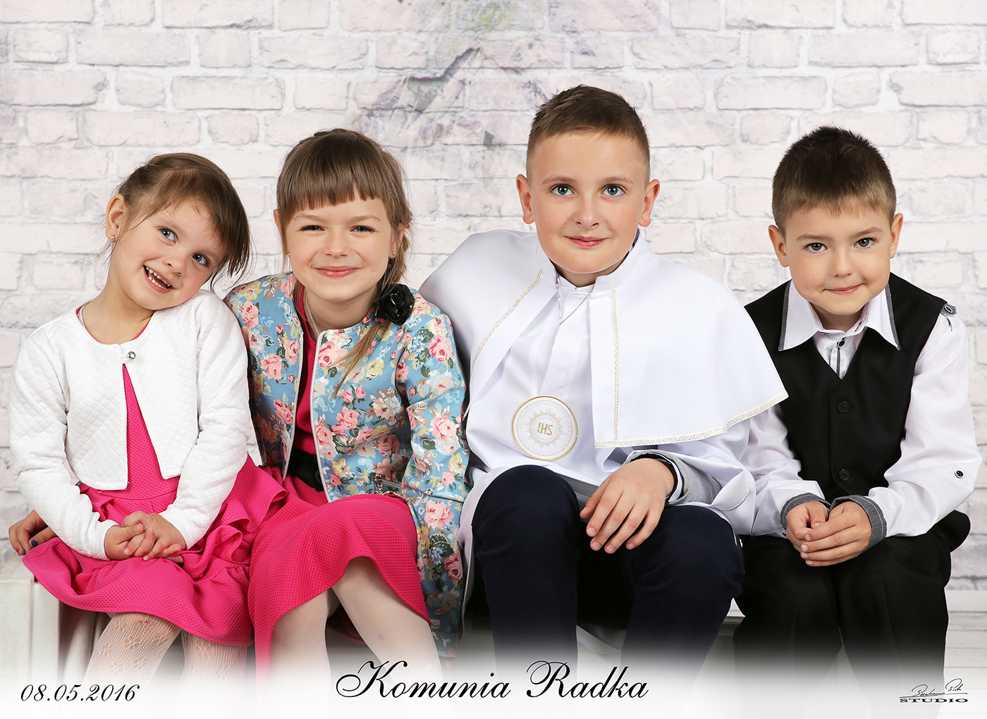 Komunia 2016