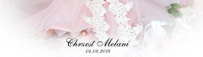 Chrzest Melani