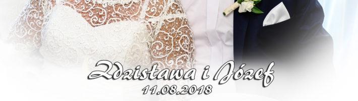 Reportaż Ślubny Zdzisławy i Józefa